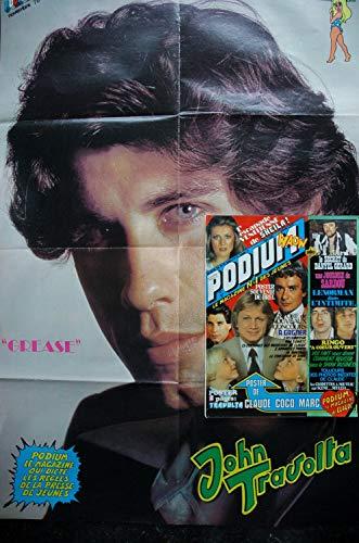 PODIUM n° 81 Claude FRANCOIS Brel Sheila Dalida Lenorman Daniel Gerard Posters voir détail - 1978 11