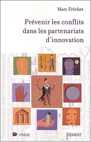 Prévenir les conflits dans les partenariats d'innovation