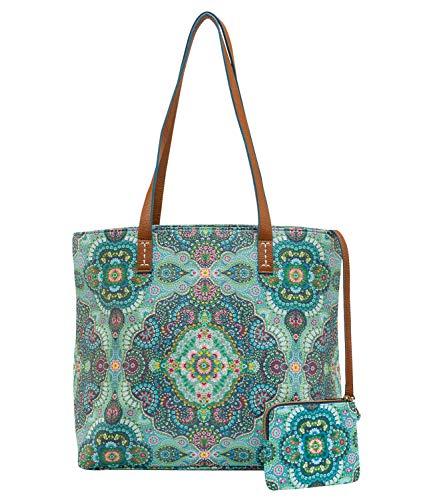 PiP Studio Shopper Medium Moon Delight Blue 32/47x18.5x31cm