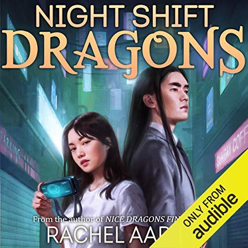 Couverture de Night Shift Dragons