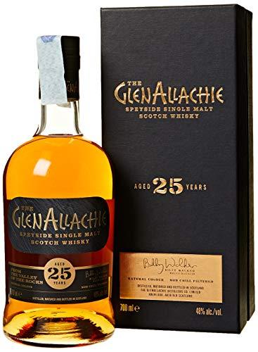 Glenallachie Speyside Scotch di Malto Singolo Invecchiamento 25 Anni - 700 ml