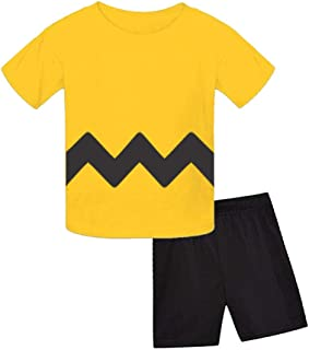 charlie brown costume toddler
