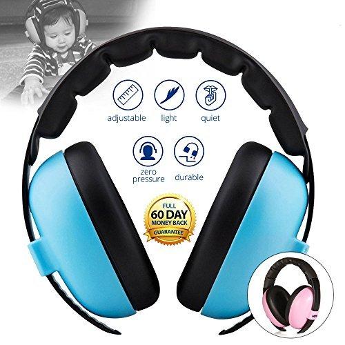 Baby Noise Cancelling Headphones, Baby Earmuffs, Baby Headphones,...