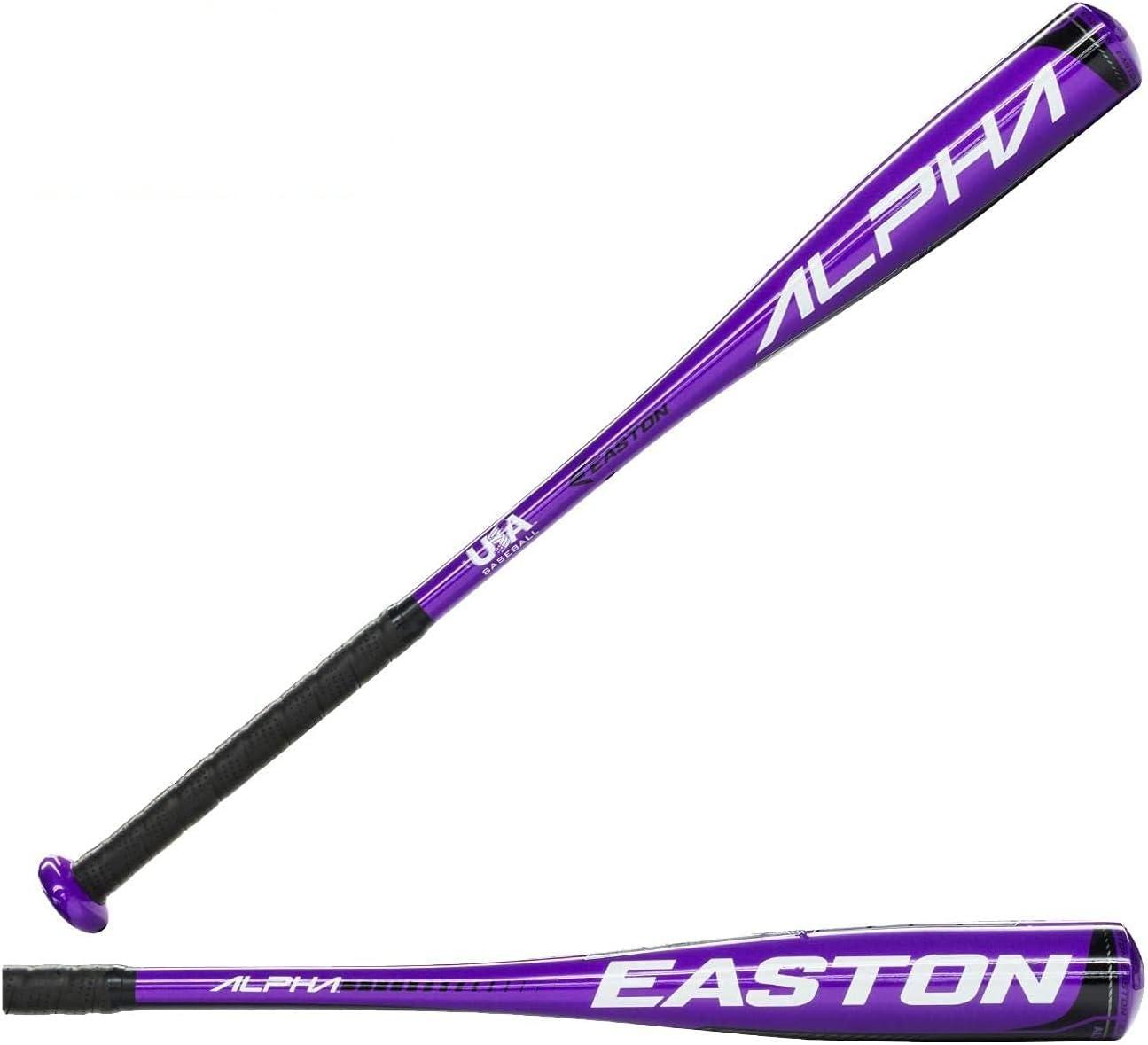 2018 Easton USA Baseball Alpha YBM18ALPU Baseball bat 28/18-10