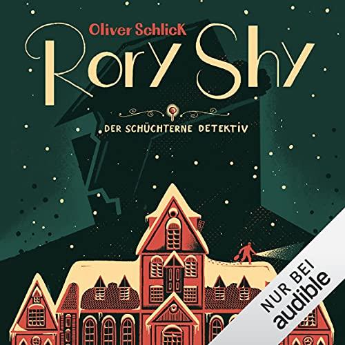 Rory Shy - Der schüchterne Detektiv Titelbild