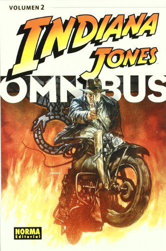 INDIANA JONES OMNIBUS 2 (CÓMIC USA)