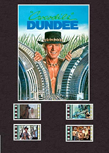 Générique Crocodile Dundee Style de pellicule écran 8x 6montée 4cellules, sans Cadre, 10x8