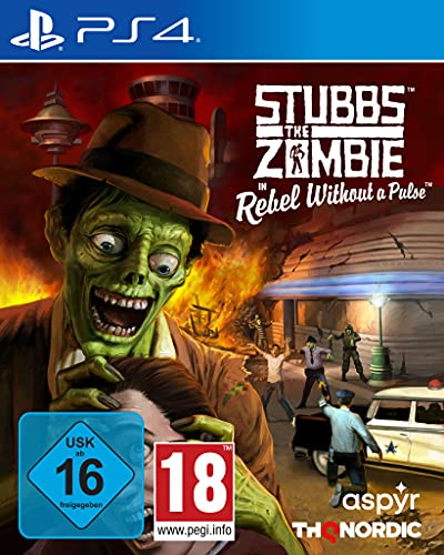 Stubbs the Zombie in Rebel Without a...