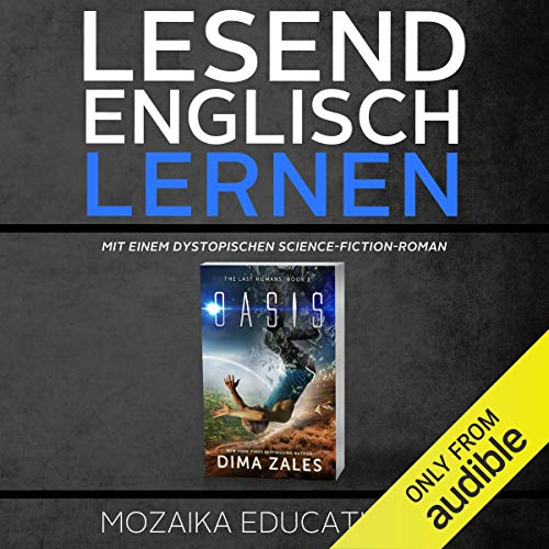 Englisch Lernen [Learn English for German Speakers: With a Dystopian Science Fiction Novel] cover art