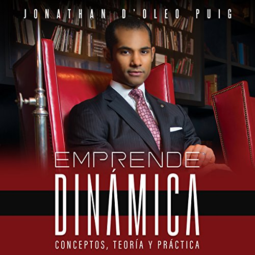 Emprende Dinámica [Venture Dynamics] audiobook cover art