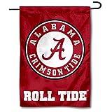 College Flags & Banners Co. Alabama Crimson Tide Circle Logo Garden Flag