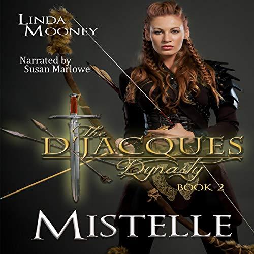 Mistelle Audiobook By Linda Mooney cover art
