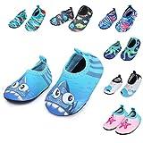Barerun Baby Water Shoes Barefoot Skin Aqua Sock Swim Shoes for...