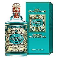 <p>300 ml: 4711® ECHT KÖLNISCH WASSER. Original Eau de Cologne. Parfum. Unisex.</p>
