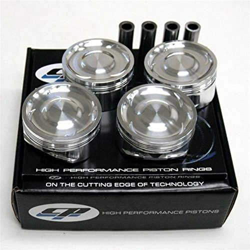 CP Pistons SC7128 Piston and Ring Set for Honda, Pack of 4