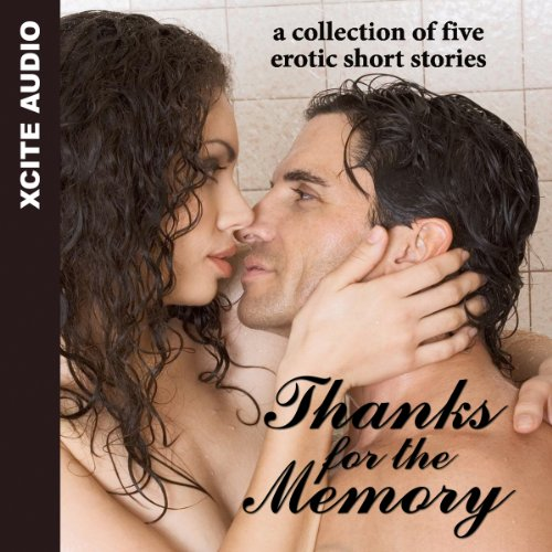 Thanks for the Memory audiobook cover art