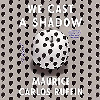 We Cast a Shadow audiobook cover art