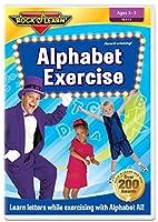 Rock N Learn: Alphabet Exercise [DVD] [Import]