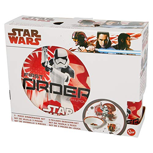 Star Wars ceramic breakfast set 3 pcs