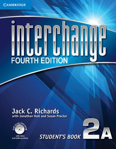 Interchange 2A - Student´s Book With Online Self-Study and Online Workbook - 04 Edition