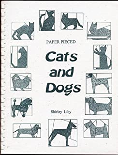 Paper Pieced Cats and Dogs