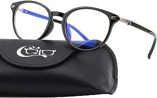 La Compa/ñ/ía Gafas De Lectura Negro Diamonte Estilo Lectores Valor Pack 2 Estilo Dise/ñador Mujeres Se/ñoras UVR2093BK Dioptria 2,00