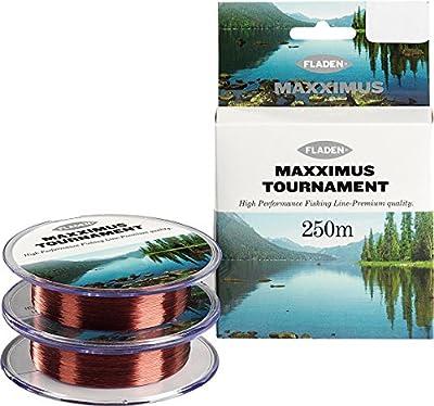 Fladen Maxximus Tournament Fishing Line 250m by Fladen
