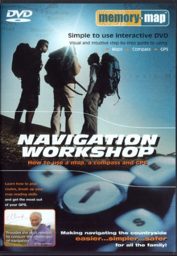 Memory-map Navigation Workshop DVD: How to Use a Map,a