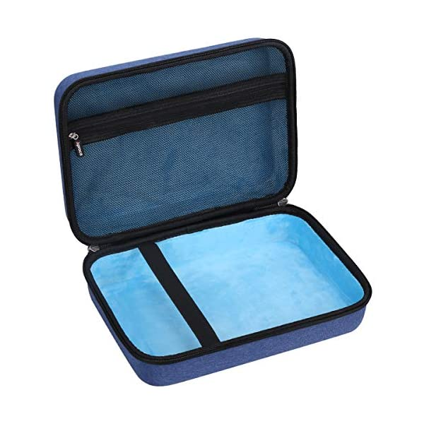 """Hard Storage Carrying Travel Case for SUNPIN 11"""" Portable DVD Player 4"""