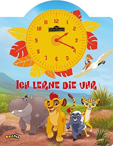 Die Garde der Löwen - Ich lerne die Uhr