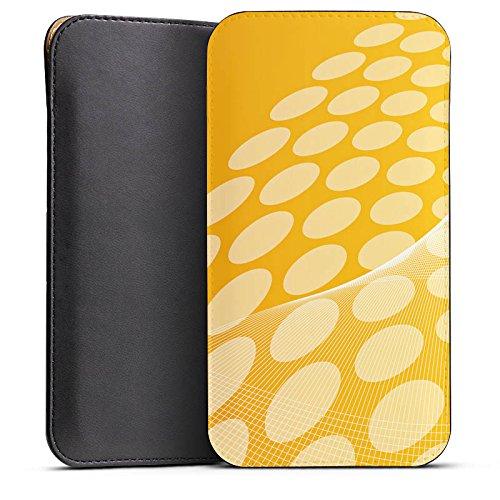 DeinDesign Cover kompatibel mit Wiko Highway Pure Hülle Tasche Sleeve Socke Schutzhülle Muster Pattern Punkte
