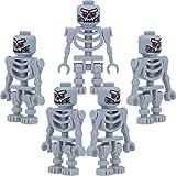 LEGO ® 5 esqueletos grises de The Movie (Robo Skeleton).