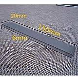 Afilador de arena HJDM de plástico con forma de piedra de afilado de arena de jade y punta de corte profesional Full set of 6