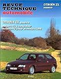 Citroën ZX essence, moteurs TU à carburateur, moteurs XU jusqu'au modèle 1996