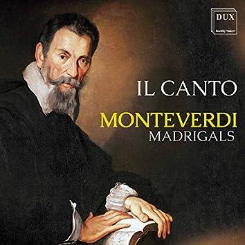 Monteverdi: Madrigals (Live)