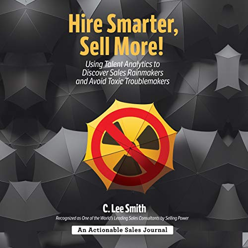 Hire Smarter, Sell More! cover art