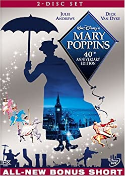 DVD Mary Poppins (40th Anniversary Edition) Book