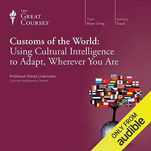 『Customs of the World: Using Cultural Intelligence to Adapt, Wherever You Are』のカバーアート