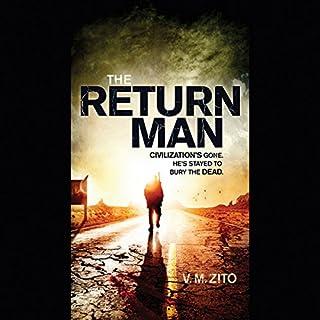 The Return Man audiobook cover art