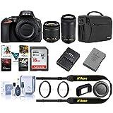 Nikon D5600 2 Lens Bundle