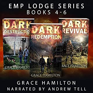 The EMP Lodge Series audiobook cover art