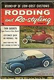 RODDING AND RESTYLING MAGAZINE SEPTEMBER 1957