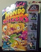 Savage Mondo Blitzers the Butt Kickers Figures