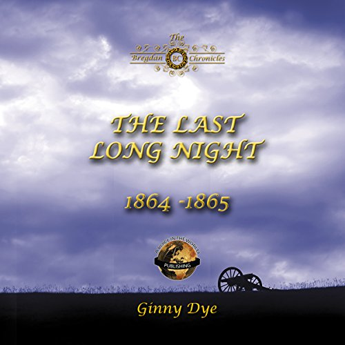 The Last, Long Night audiobook cover art