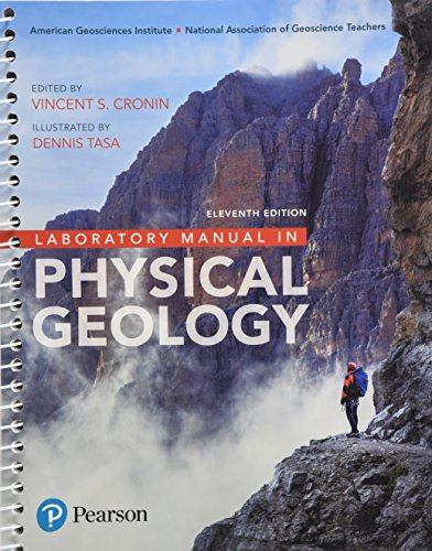 Laboratory Manual in Physical Geology Plus Image Appendix