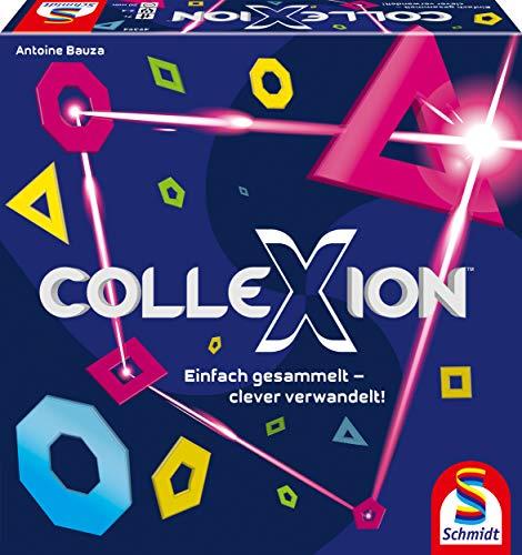 Schmidt Spiele 49394 ColleXion, Juego Familiar, Juego de acción