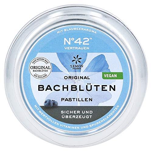 Original Selbstvertrauen Bachbl�tenpastillen nach Dr. Bach,