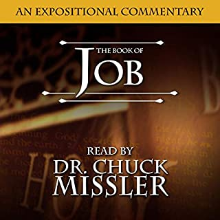 Expositional Commentary: Job audiobook cover art