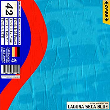 Laguna Seca Blue