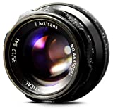 7artisans Photoelectric 35mm f/1.2 Lens for Micro Four Thirds Mount - Black